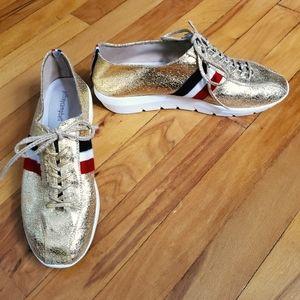 Jeffrey Campbell Motion-2 Sporty Platform Sneakers